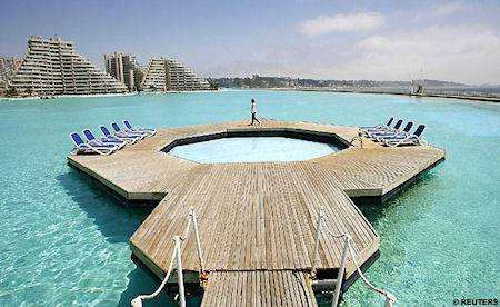 World's Biggest Pool