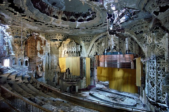 United Artists Theater, Detroit